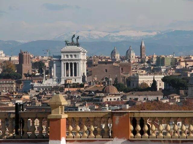 Обзорная пешеходная экскурсия в Риме