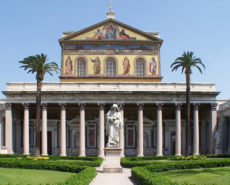 Христианские святыни Рима