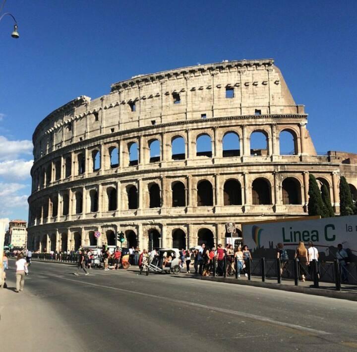 Рим - вечный город_
