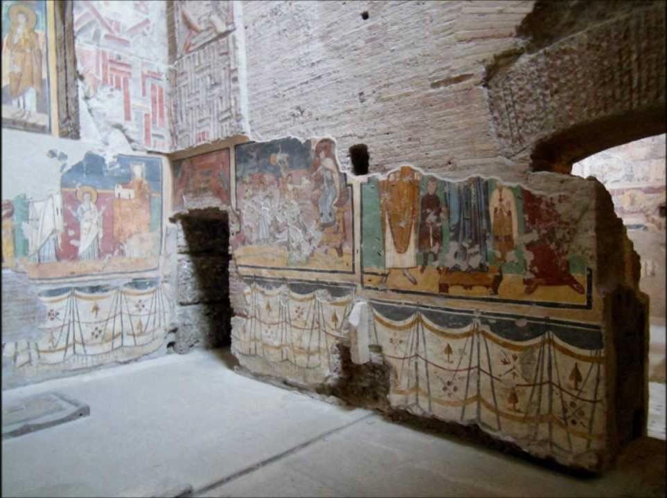 2-3 Santa Maria Antiqua