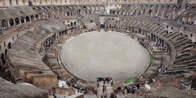 Капитальная реставрация подземелий Колизея обойдется в 3,5 миллиона евро!2
